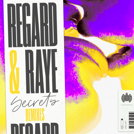 Secrets (Remixes) 專輯封面
