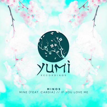 Mine/If You Love Me 專輯封面