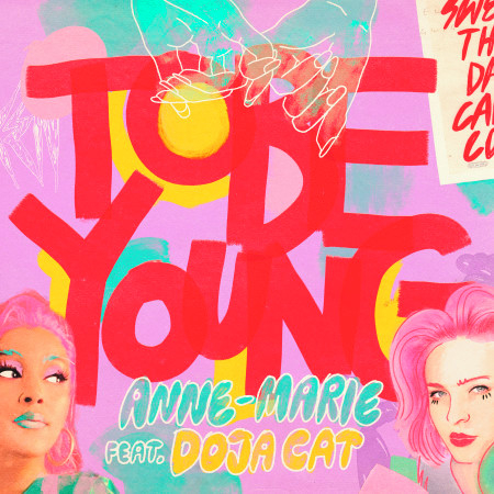 To Be Young (feat. Doja Cat) 專輯封面