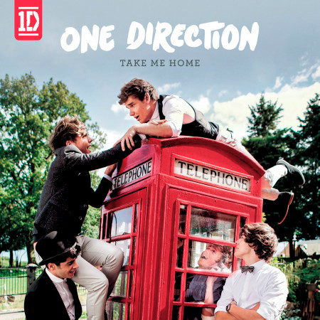 Take Me Home (Expanded Edition) 專輯封面