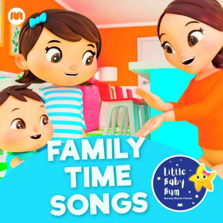 Family Time Songs 專輯封面