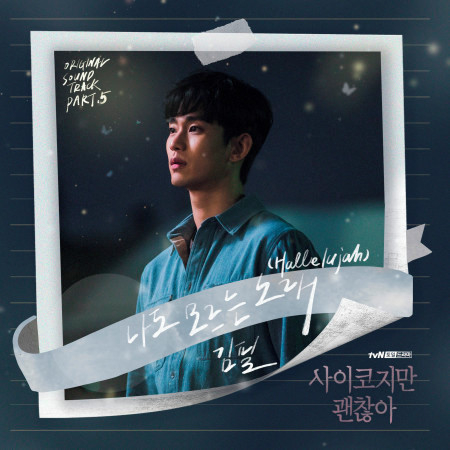 雖然是精神病但沒關係 韓劇原聲帶 Pt.5 專輯封面
