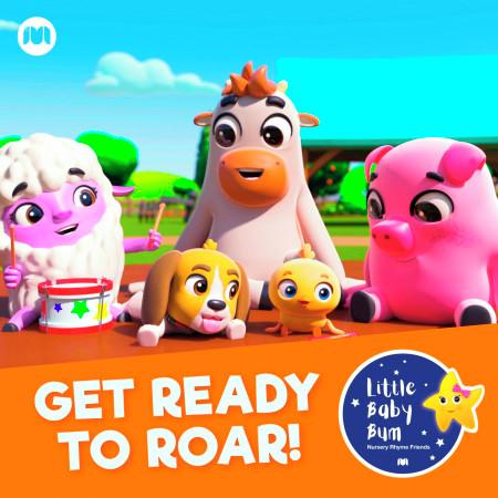 Get Ready to Roar! 專輯封面