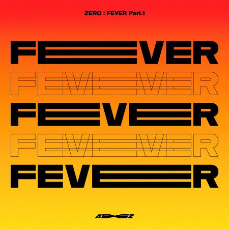 ZERO : FEVER Part.1 專輯封面