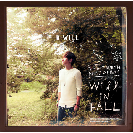 Will in FALL 專輯封面