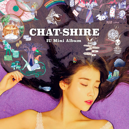 CHAT-SHIRE 專輯封面