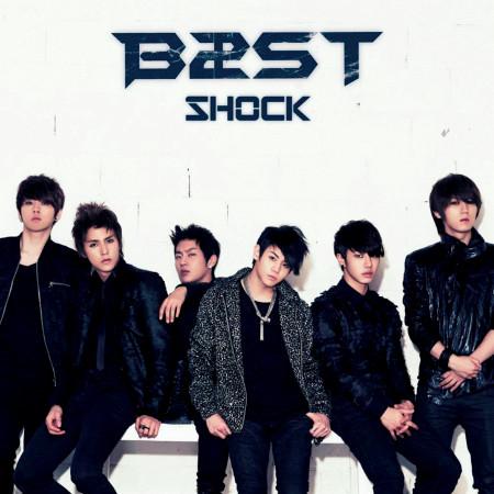 Shock (Japanese Ver.) 專輯封面