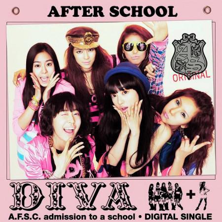 Diva 專輯封面