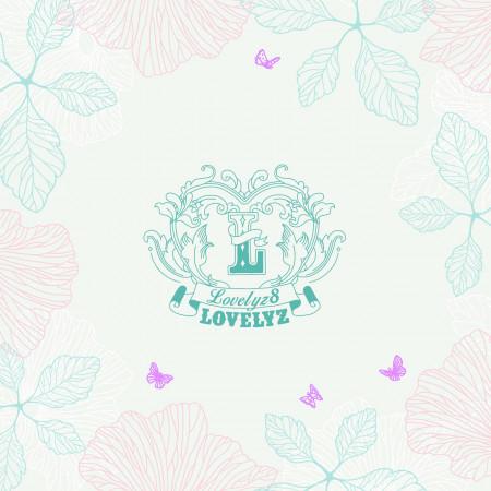 Lovelyz8 專輯封面