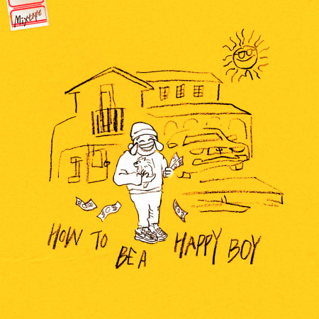 How to be A Happy Boy 專輯封面