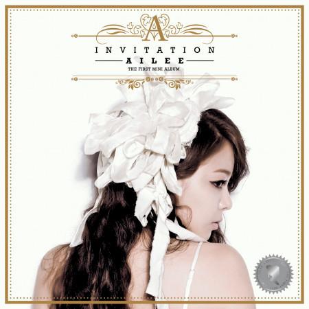 Invitation 專輯封面