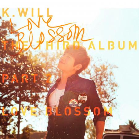 The 3rd Album Part.2 'Love Blossom' 專輯封面