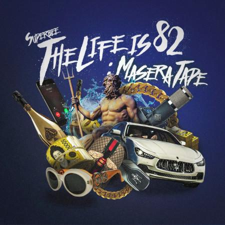The Life is 82 : Maseratape 專輯封面