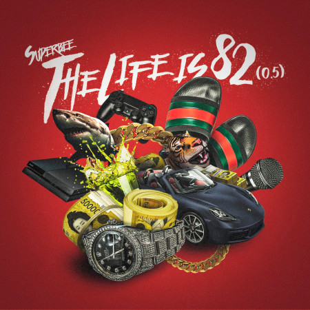 The Life is 82 (0.5) 專輯封面