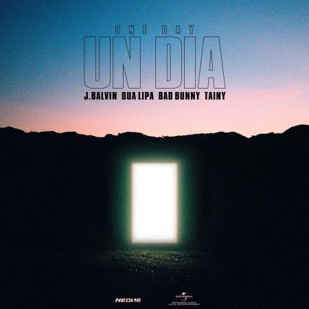 UN DIA (ONE DAY) 專輯封面