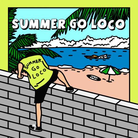 Summer Go Loco 專輯封面