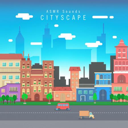 ASMR城市環繞音效小旅行 (ASMR Sounds:CITYSCAPE) 專輯封面