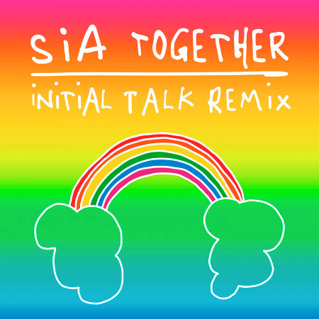 Together (Initial Talk Remix) 專輯封面