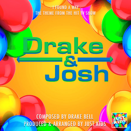 """I Found A Way (From """"Drake And Josh"""") 專輯封面"""
