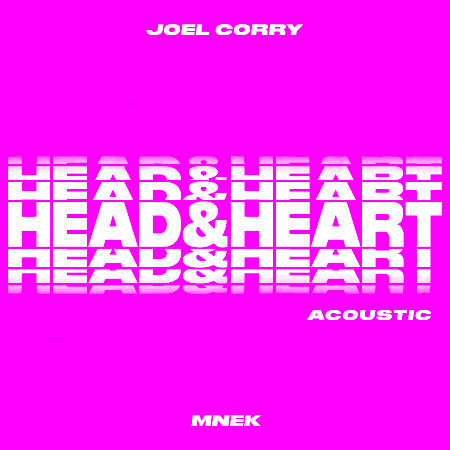 Head & Heart (feat. MNEK) (Acoustic) 專輯封面