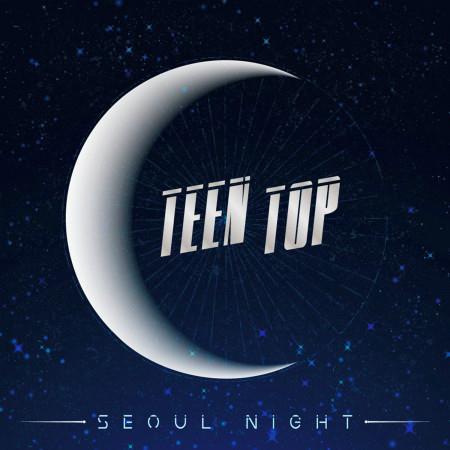 SEOUL NIGHT 專輯封面