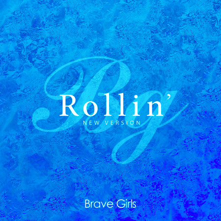 Rollin' (New Version) 專輯封面