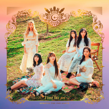 GFRIEND The 2nd Album 'Time for us' 專輯封面