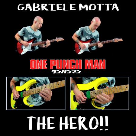 The Hero!! (One Punch Man) 專輯封面