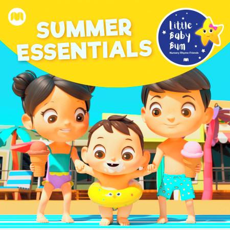 Summer Essentials 專輯封面