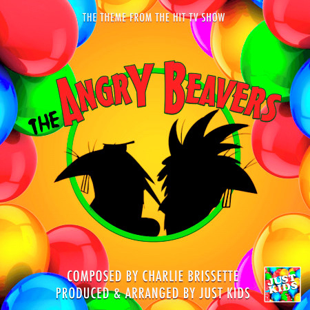 """The Angry Beavers Theme (From """"The Angry Beavers"""") 專輯封面"""