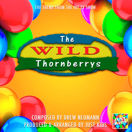 """The Wild Thornberrys Theme Tune (From """"The Wild Thornberrys"""") 專輯封面"""