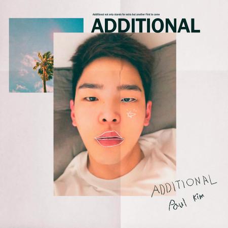 Additional 專輯封面