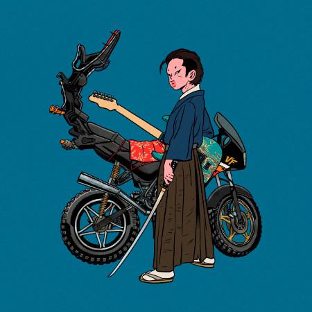Dragon Bike 專輯封面