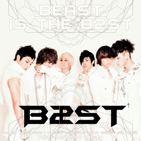 Beast Is The B2ST 專輯封面