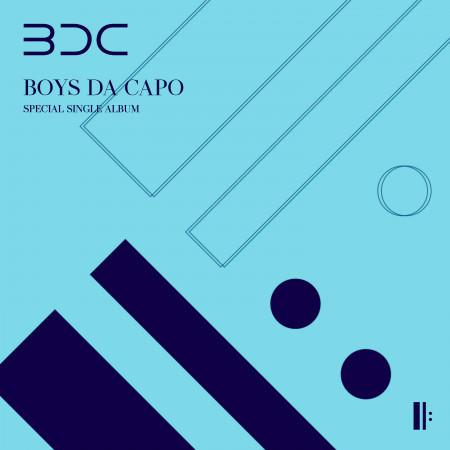 BOYS DA CAPO 專輯封面