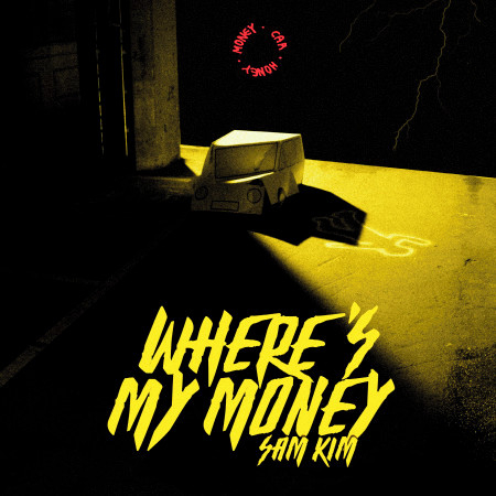 WHERE'S MY MONEY 專輯封面
