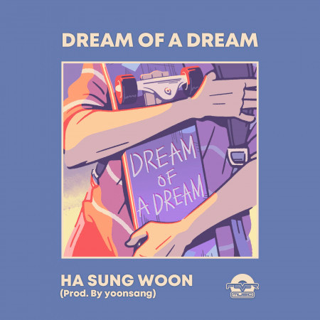 Dream of a dream(Prod. By yoonsang) 專輯封面