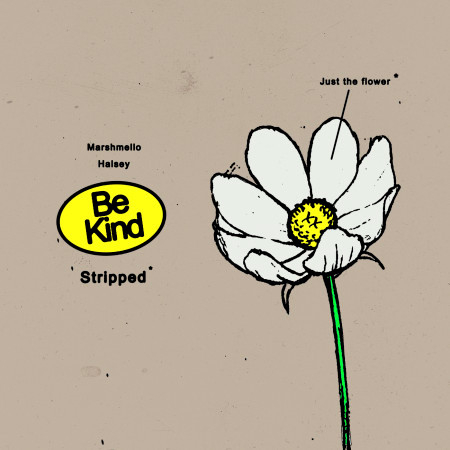 Be Kind 專輯封面