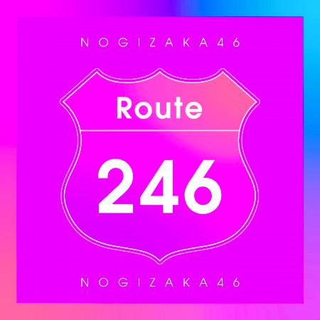 Route 246 專輯封面