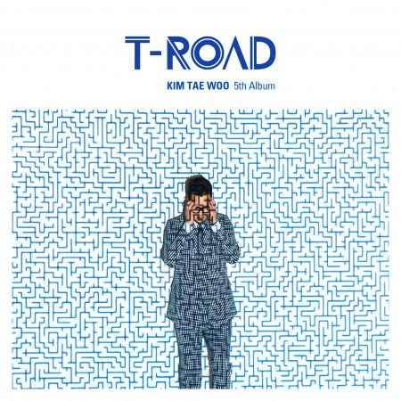 T-ROAD 專輯封面