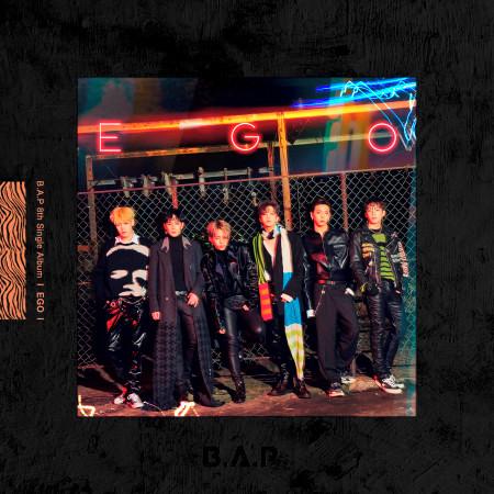 B.A.P 8th Single Album [EGO] 專輯封面