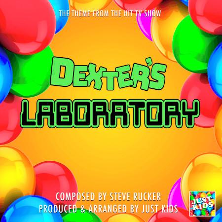 "Dexter's Laboratory Main Theme (From ""Dexter's Laboratory"") 專輯封面"