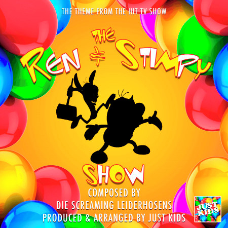 """The Ren And Stimpy Show Main Theme (From """"The Ren And Stimpy"""") 專輯封面"""