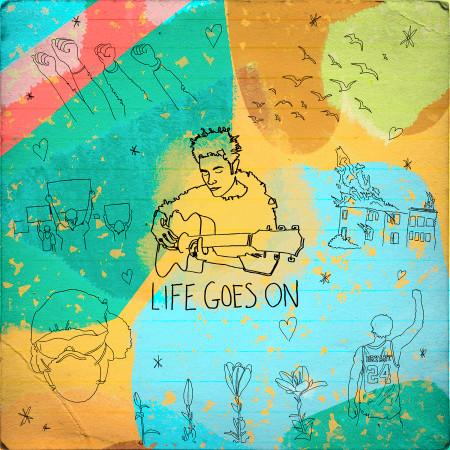 Life Goes On 專輯封面