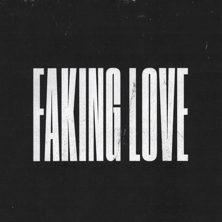 Faking Love 專輯封面