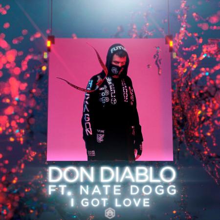 I Got Love (feat. Nate Dogg) 專輯封面