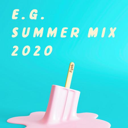 E.G. SUMMER MIX 2020 專輯封面