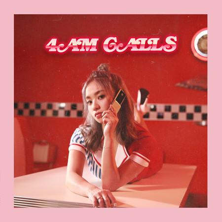 4am Calls 專輯封面