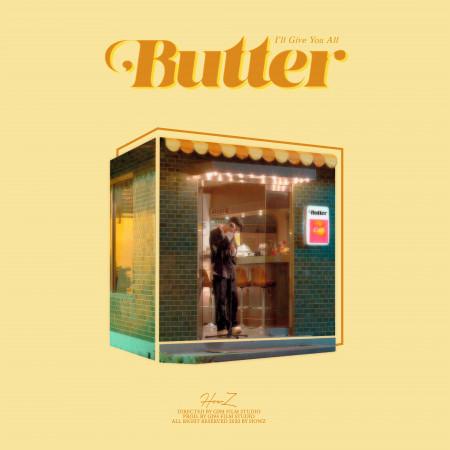 Butter 專輯封面