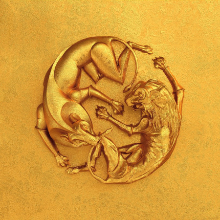 The Lion King: The Gift [Deluxe Edition] 專輯封面